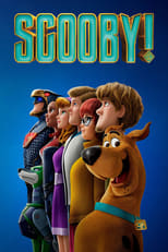 "Affiche du film ""Scoob!"""