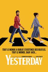 """Affiche du film """"Yesterday"""""""