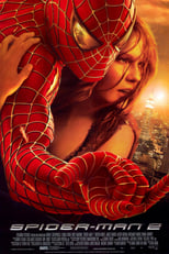 "Affiche du film ""Spider-Man 2"""
