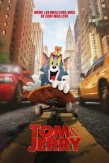 "Affiche du film ""Tom & Jerry"""