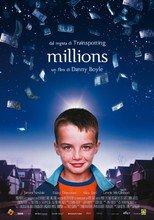 """Affiche du film """"Millions"""""""