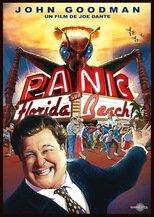 """Affiche du film """"Panic sur Florida Beach"""""""