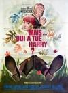 """Affiche du film """"Mais… qui a tué Harry ?"""""""