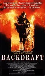 "Affiche du film ""Backdraft"""