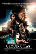 "Affiche du film ""Cloud Atlas"""