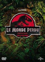 """Affiche du film """"Le monde perdu: Jurassic park"""""""