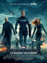 """Affiche du film """"Captain America : Le soldat de l'hiver"""""""