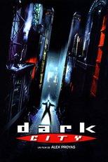 """Affiche du film """"Dark City"""""""