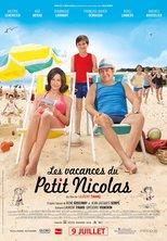 """Affiche du film """"Les Vacances du Petit Nicolas"""""""