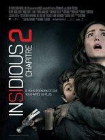 """Affiche du film """"Insidious: Chapitre 2"""""""