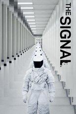 "Affiche du film ""The Signal"""