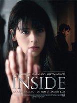 """Affiche du film """"Inside"""""""