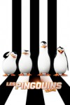 """Affiche du film """"Les Pingouins de Madagascar"""""""