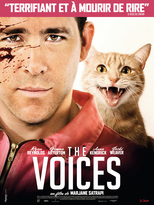 """Affiche du film """"The Voices"""""""