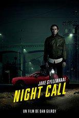 """Affiche du film """"Night Call"""""""