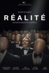 """Affiche du film """"Réalité"""""""