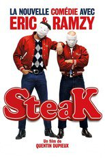 "Affiche du film ""Steak"""