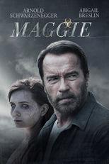 """Affiche du film """"Maggie"""""""
