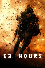 "Affiche du film ""13 Hours"""