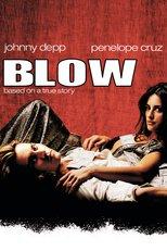 """Affiche du film """"Blow"""""""
