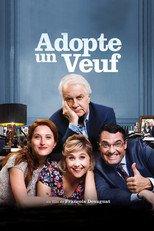 "Affiche du film ""Adopte un veuf"""