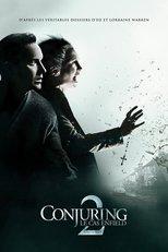"""Affiche du film """"Conjuring 2 - Le cas Enfield"""""""