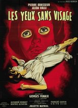 """Affiche du film """"Les yeux sans visage"""""""
