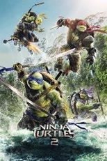 "Affiche du film ""Ninja Turtles 2"""