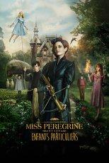 """Affiche du film """"Miss Peregrine et les enfants particuliers"""""""