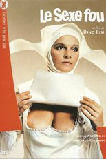 """Affiche du film """"Le Sexe fou"""""""