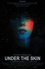 """Affiche du film """"Under the Skin"""""""