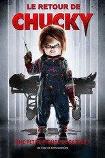 """Affiche du film """"Le Retour de Chucky"""""""
