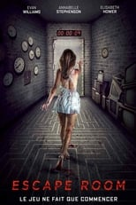 """Affiche du film """"Escape Room"""""""