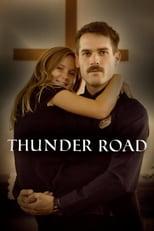 "Affiche du film ""Thunder Road"""