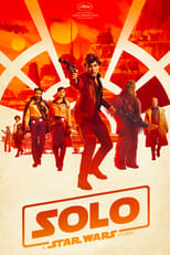 "Affiche du film ""Solo: A Star Wars Story"""