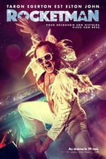 "Affiche du film ""Rocketman"""