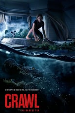 "Affiche du film ""Crawl"""