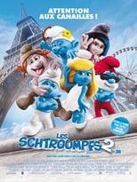 """Affiche du film """"Les Schtroumpfs 2"""""""