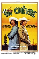 """Affiche du film """"La Chèvre"""""""