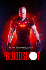 """Affiche du film """"Bloodshot"""""""