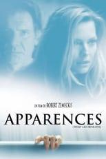 """Affiche du film """"Apparences"""""""
