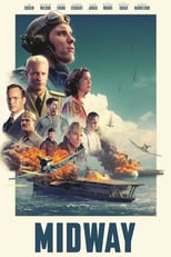 "Affiche du film ""Midway"""