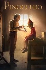 "Affiche du film ""Pinocchio"""