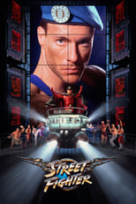 "Affiche du film ""Street Fighter : L'ultime combat"""