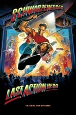 "Affiche du film ""Last Action Hero"""