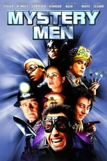 "Affiche du film ""Mystery Men"""
